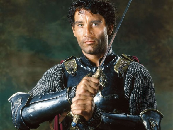 Clive Owen in King Arthur